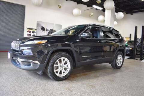 2015 Jeep Cherokee for sale at DONE DEAL MOTORS in Canton MA