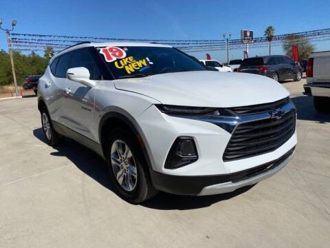 2019 Chevrolet Blazer for sale at A & V MOTORS in Hidalgo TX