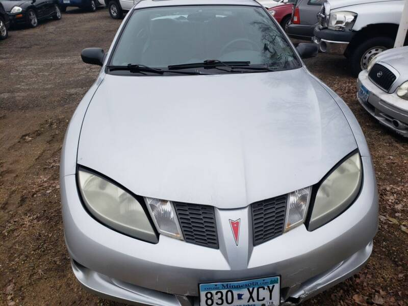 2003 Pontiac Sunfire for sale at South Metro Auto Brokers in Rosemount MN