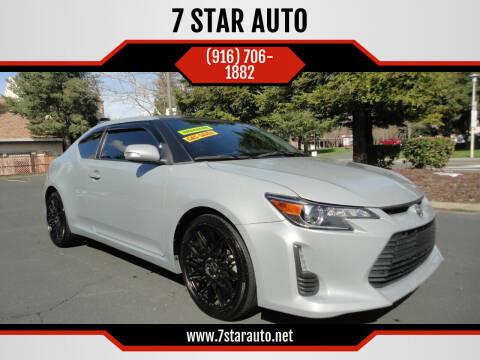 2014 Scion tC for sale at 7 STAR AUTO in Sacramento CA
