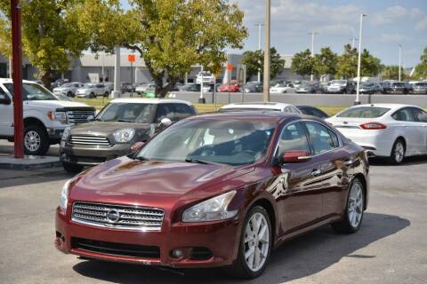 2009 Nissan Maxima for sale at Motor Car Concepts II - Kirkman Location in Orlando FL