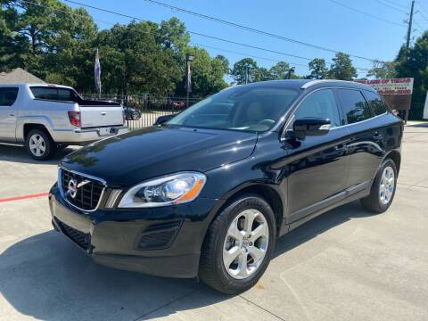 2013 Volvo XC60 for sale at Auto Land Of Texas in Cypress TX