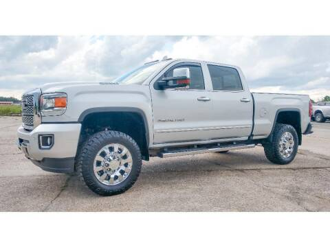2018 GMC Sierra 2500HD for sale at Courtesy Value Pre-Owned I-49 in Lafayette LA