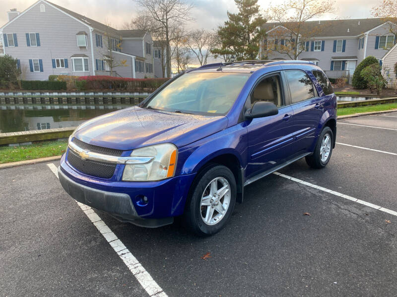 2005 Chevrolet Equinox for sale at L P Motors Point Pleasant in Point Pleasant NJ