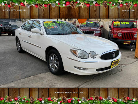 2005 Buick LaCrosse for sale at 6 STARS AUTO SALES INC in Chicago IL