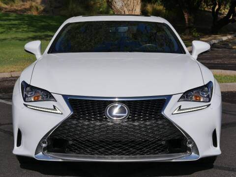 2016 Lexus RC 300 for sale at AZGT LLC in Phoenix AZ