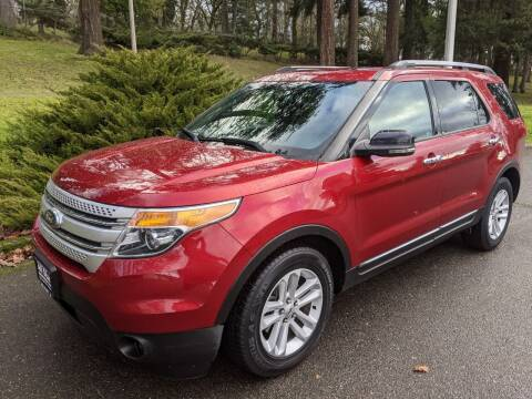 2013 Ford Explorer for sale at All Star Automotive in Tacoma WA