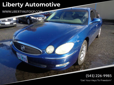 2005 Buick LaCrosse for sale at Liberty Automotive in Grants Pass OR