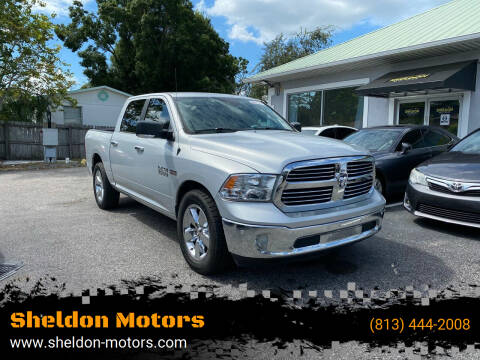 2017 RAM Ram Pickup 1500 for sale at Sheldon Motors in Tampa FL