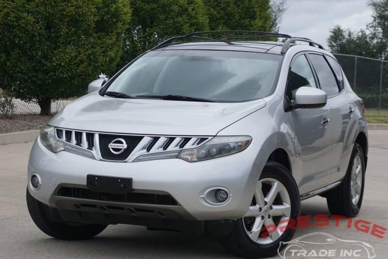 2009 Nissan Murano for sale at Prestige Trade Inc in Philadelphia PA