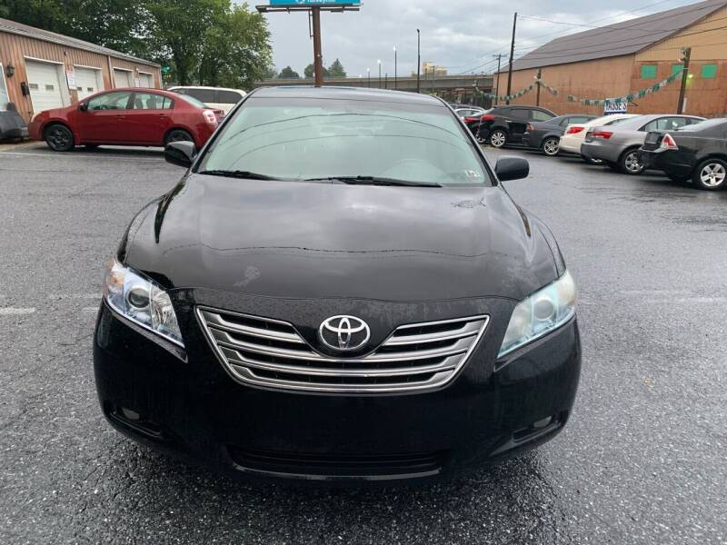 2007 Toyota Camry Hybrid for sale at YASSE'S AUTO SALES in Steelton PA