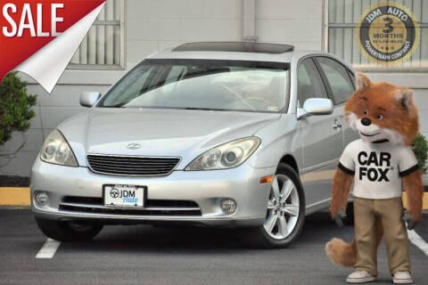 2006 Lexus ES 330 for sale at JDM Auto in Fredericksburg VA