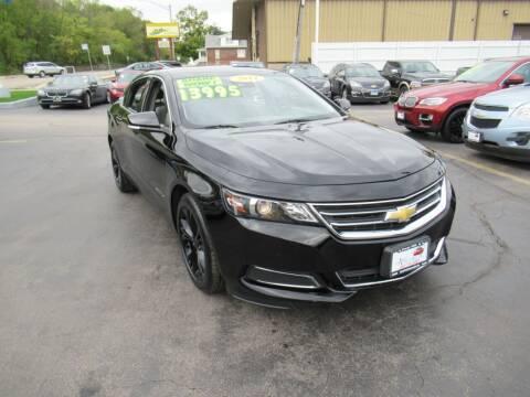 2014 Chevrolet Impala for sale at Auto Land Inc in Crest Hill IL