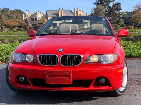 2005 BMW 3 Series for sale at Continental Car Sales in San Mateo CA