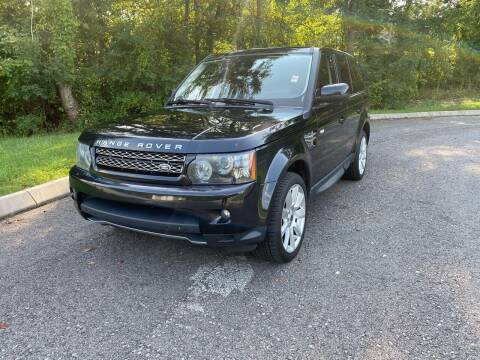 2012 Land Rover Range Rover Sport for sale at Unique Auto Sales in Knoxville TN