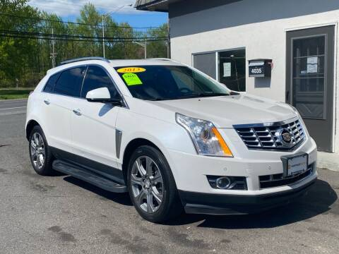 2013 Cadillac SRX for sale at Vantage Auto Group in Tinton Falls NJ