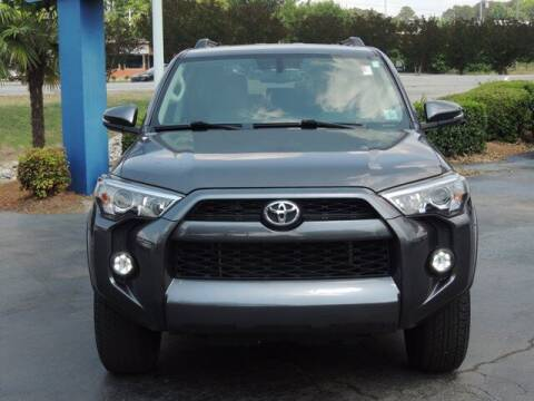 2019 Toyota 4Runner for sale at Auto Finance of Raleigh in Raleigh NC