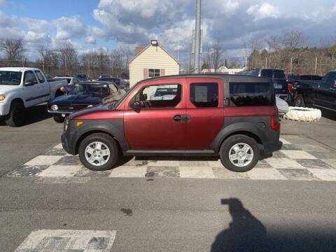 2008 Honda Element for sale at FUELIN FINE AUTO SALES INC in Saylorsburg PA