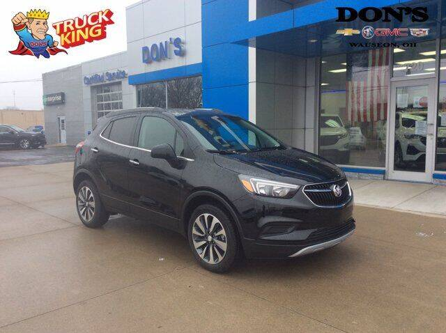 2021 Buick Encore for sale at DON'S CHEVY, BUICK-GMC & CADILLAC in Wauseon OH