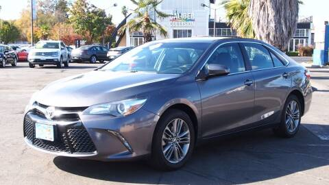 2017 Toyota Camry for sale at Okaidi Auto Sales in Sacramento CA