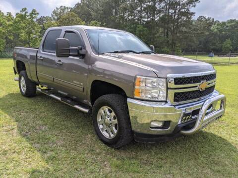 2014 Chevrolet Silverado 2500HD for sale at Quality Auto of Collins in Collins MS