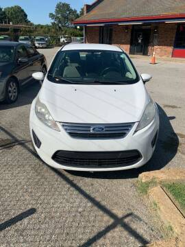 2013 Ford Fiesta for sale at Super Wheels-N-Deals in Memphis TN