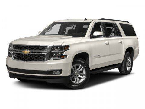 2017 Chevrolet Suburban for sale at Auto Finance of Raleigh in Raleigh NC