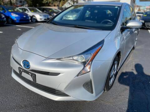 2017 Toyota Prius for sale at 1A Auto Sales in Walpole MA