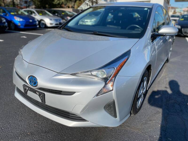 2017 Toyota Prius for sale at 1A Auto Sales in Walpole MA