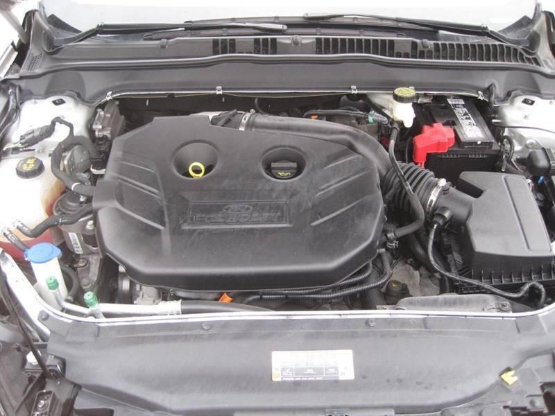 2017 Ford Fusion AWD SE 4dr Sedan - Canton SD
