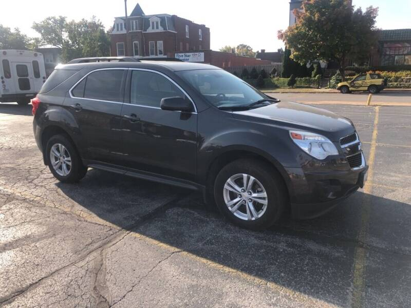2013 Chevrolet Equinox for sale at DC Auto Sales Inc in Saint Louis MO