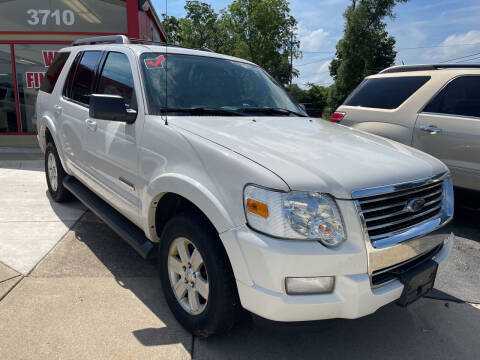 2008 Ford Explorer for sale at Quality Auto Today in Kalamazoo MI