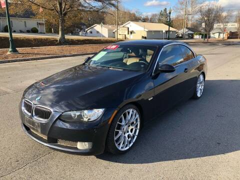 2009 BMW 3 Series for sale at Diana Rico LLC in Dalton GA