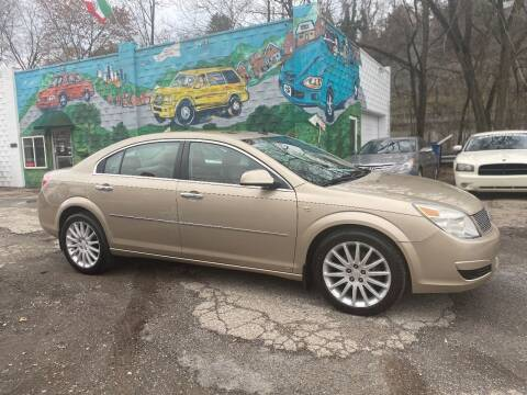 2008 Saturn Aura for sale at Showcase Motors in Pittsburgh PA