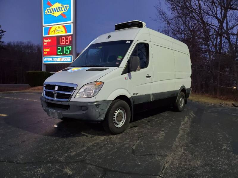 2009 Dodge Sprinter Cargo for sale at Brickhouse Motors in Brentwood NH