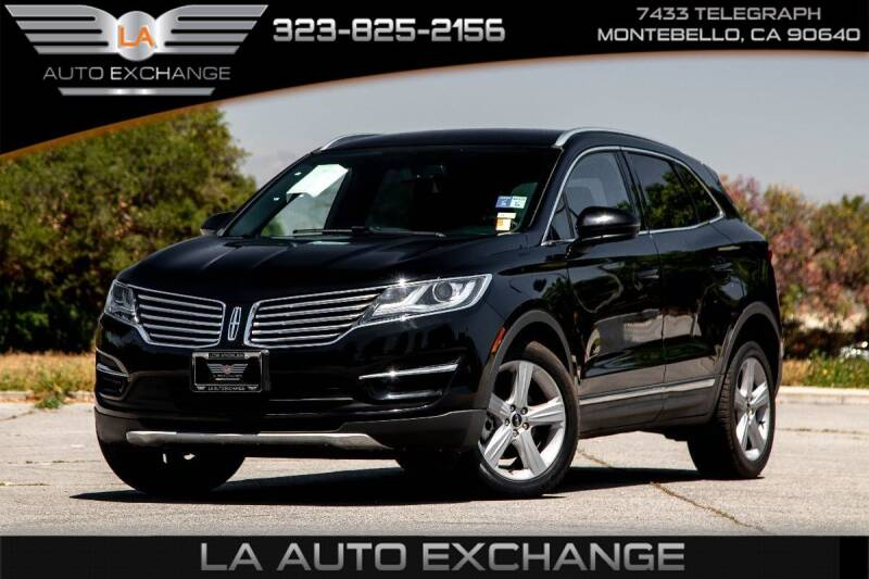 2017 Lincoln MKC for sale in Montebello, CA