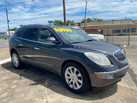 2012 Buick Enclave for sale at Bobby Lafleur Auto Sales in Lake Charles LA