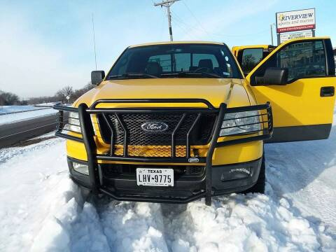 2004 Ford F-150 for sale at Affordable 4 All Auto Sales in Elk River MN