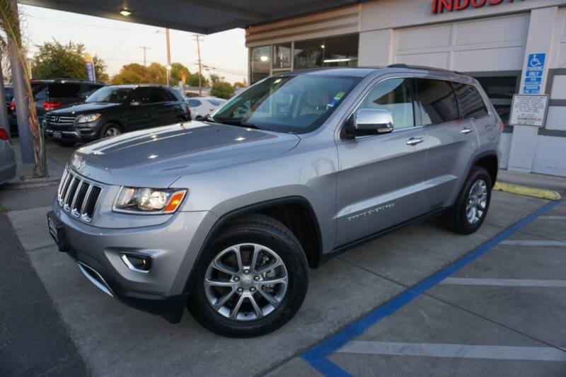 2014 Jeep Grand Cherokee for sale at Industry Motors in Sacramento CA