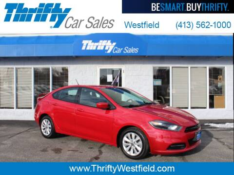 2014 Dodge Dart for sale at Thrifty Car Sales Westfield in Westfield MA