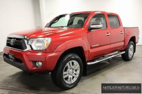 2013 Toyota Tacoma for sale at Modern Motorcars in Nixa MO