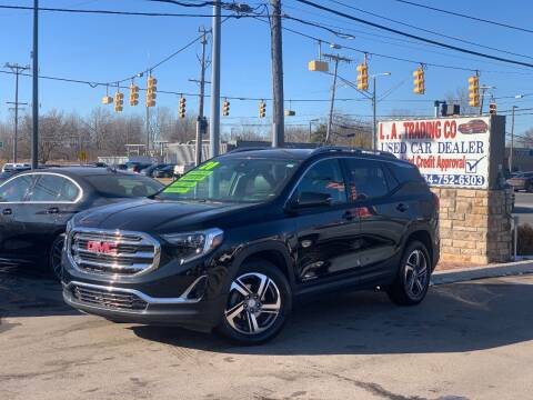 2020 GMC Terrain for sale at L.A. Trading Co. in Woodhaven MI