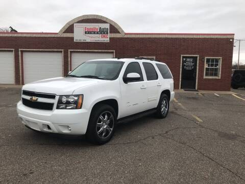 2010 Chevrolet Tahoe for sale at Family Auto Finance OKC LLC in Oklahoma City OK