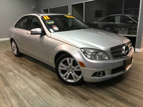 2011 Mercedes-Benz C-Class for sale at Golden State Auto Inc. in Rancho Cordova CA