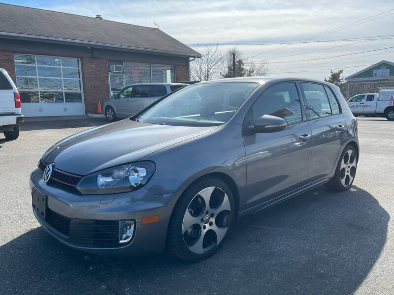 2013 Volkswagen GTI for sale at CT Auto Center Sales in Milford CT