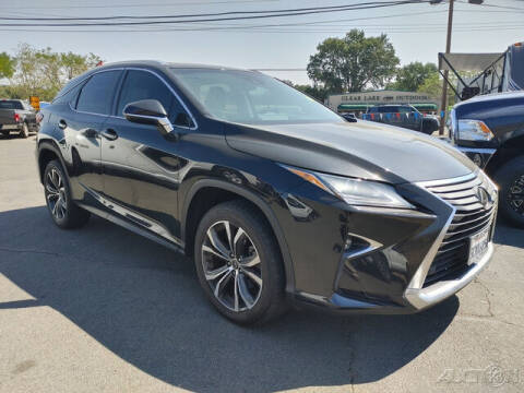 2018 Lexus RX 350 for sale at Guy Strohmeiers Auto Center in Lakeport CA