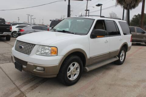 2003 Ford Expedition for sale at Flash Auto Sales in Garland TX