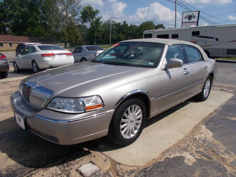 2003 Lincoln Town Car for sale at High Country Motors in Mountain Home AR