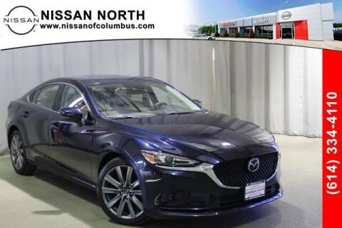 2018 Mazda MAZDA6 for sale at Auto Center of Columbus in Columbus OH