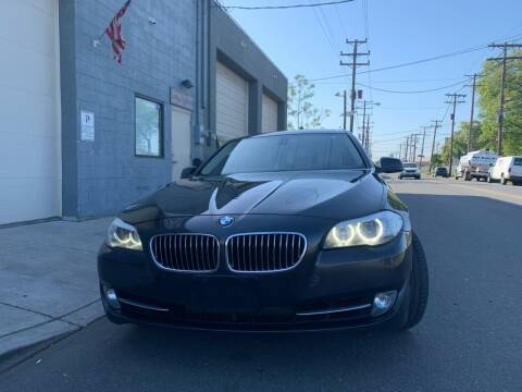 2011 BMW 5 Series for sale at SUNSHINE AUTO SALES LLC in Paterson NJ